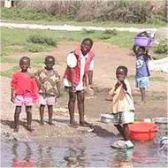 children of the luo tribe, kenya
