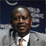 Raila Odinga, Kenyan prime minister, is a Luo