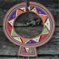 masai wedding necklace
