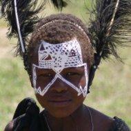 a young masai warrior, kenya