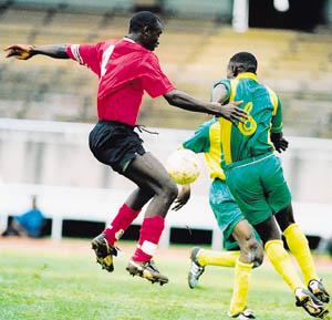 Harambee Stars, Kenya's national soccer team