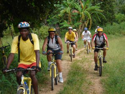 Bike Tour in Mombasa