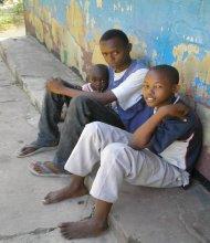 children in mombasa, kenya