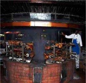 the famous carnivore restaurant, nairobi, kenya