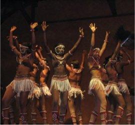 traditional dance, kenya