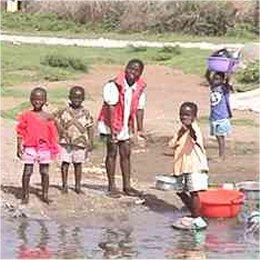 luo children in kenya