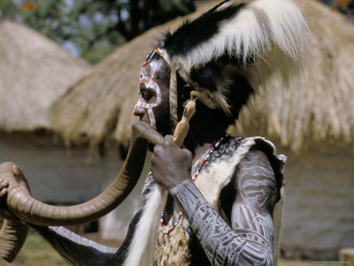 religious leader of the kikuyu tribe, kenya