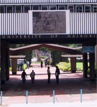 University of Nairobi, Kenya