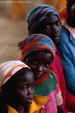 school girls, nairobi, kenya
