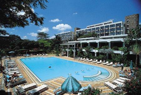 serena hotel, nairobi