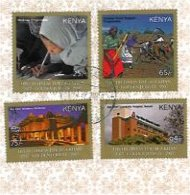 Kenyan Stamps