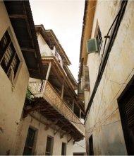 mombasa's old town, kenya