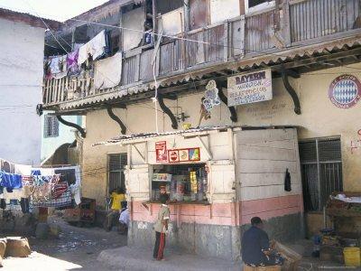 mombasa old town, kenya