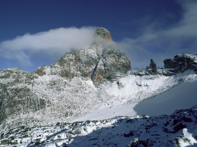 Mount Kenya, south east face