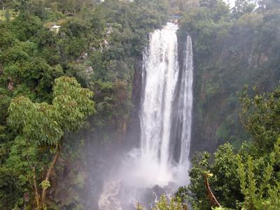 Thomson's Falls - Nyahururu